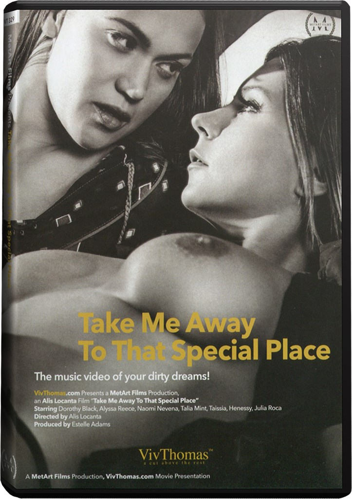 DVD - Take Me Away To That Special Place