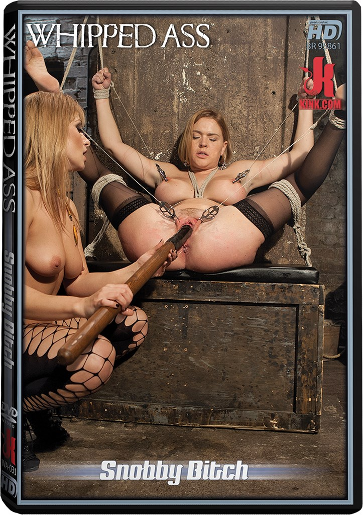 DVD - Snobby Bitch