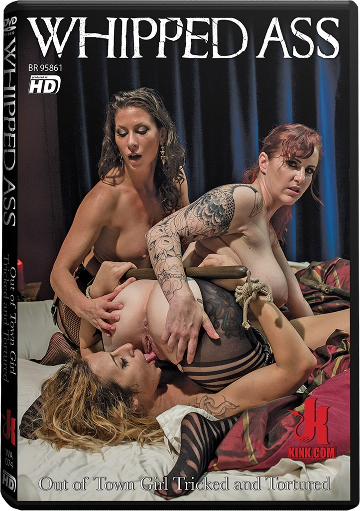 DVD - Out of Town Girl Tricked and Tortured