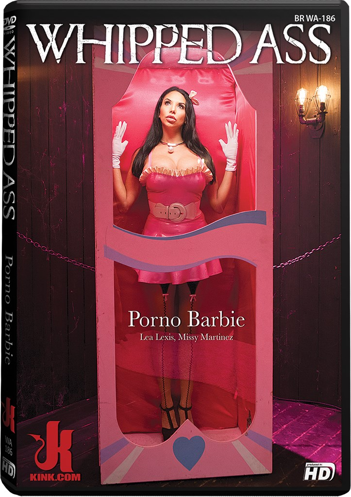 DVD - Porno Barbie