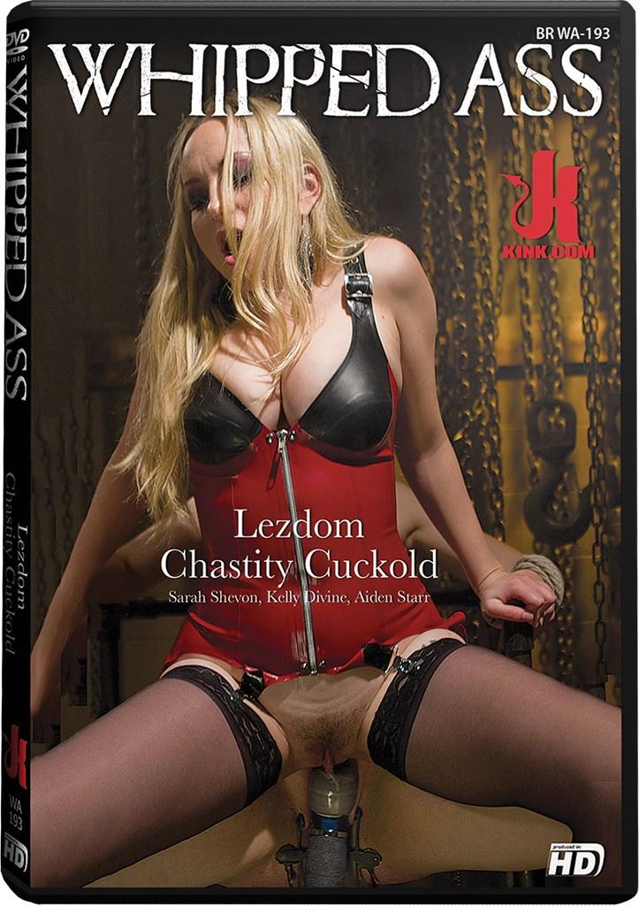 DVD - Lezdom Chastity Cuckold