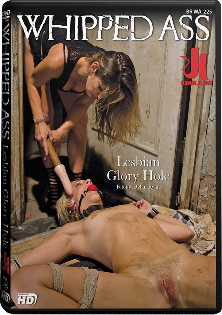 DVD - Lesbian Glory Hole