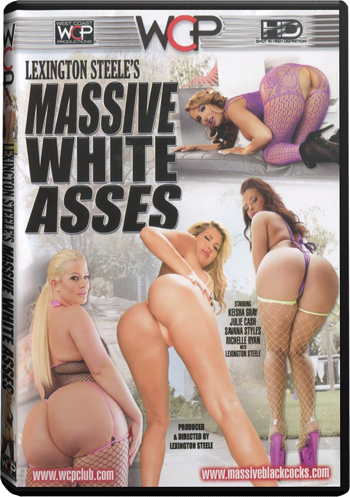 DVD - Lexington Steele's Massive White Asses