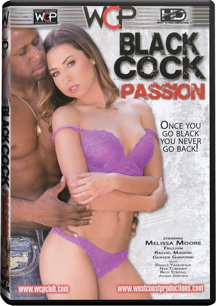 DVD - Black Cock Passion