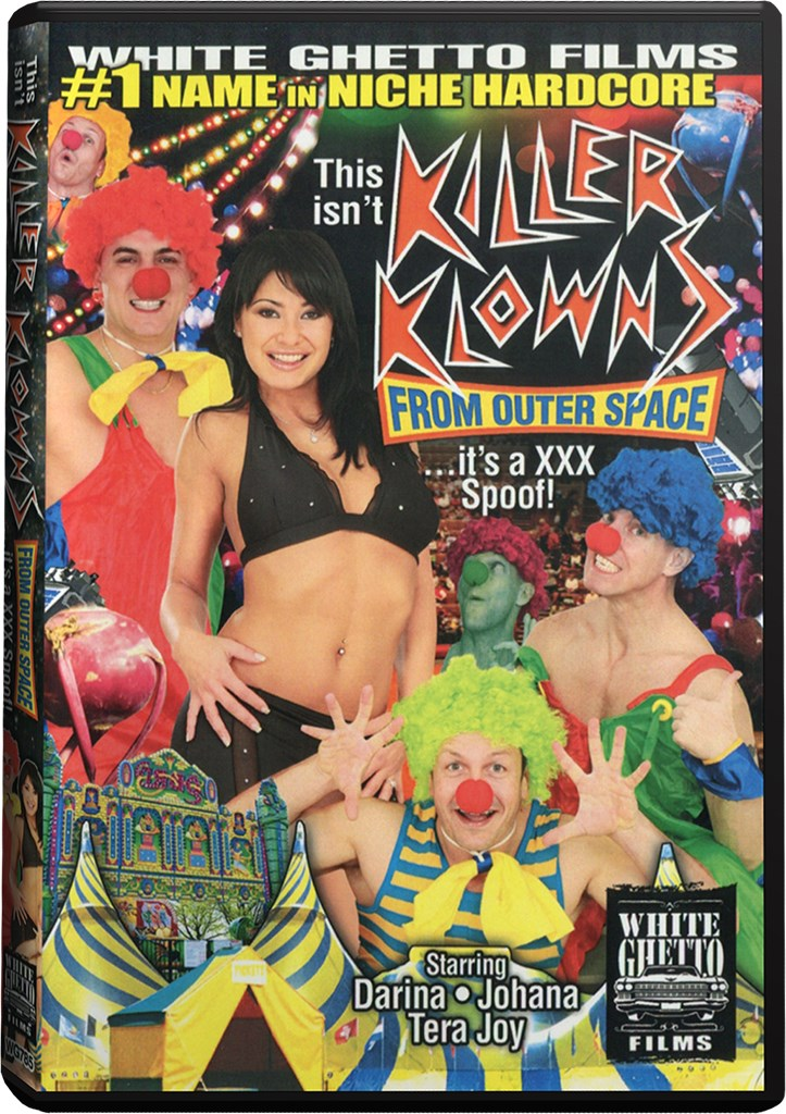 DVD - This Isn't Killer Klowns From Outer Space
