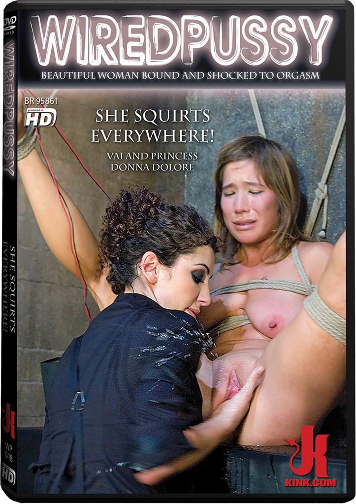 DVD - She Squirts Everywhere!