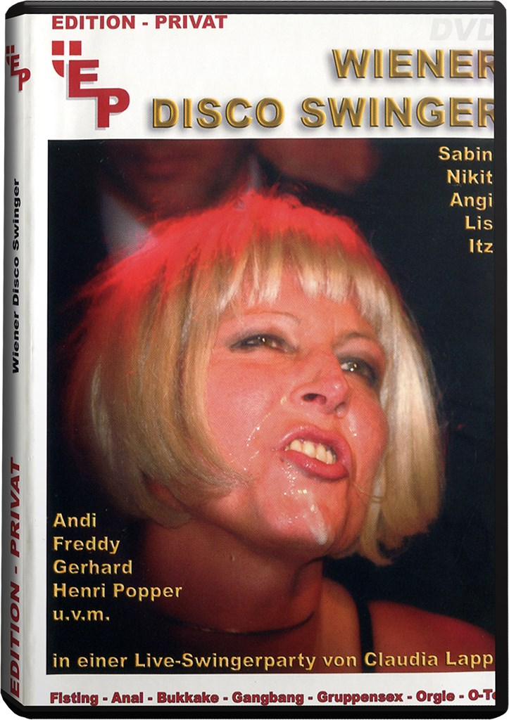 DVD - Wiener Disco Swinger