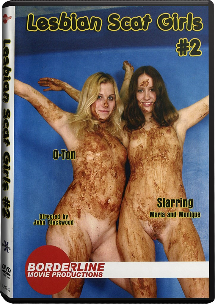 DVD - Lesbian Scat Girls 2