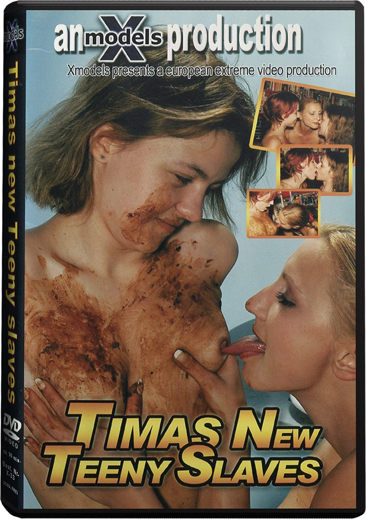 DVD - Timas new Teeny Slaves
