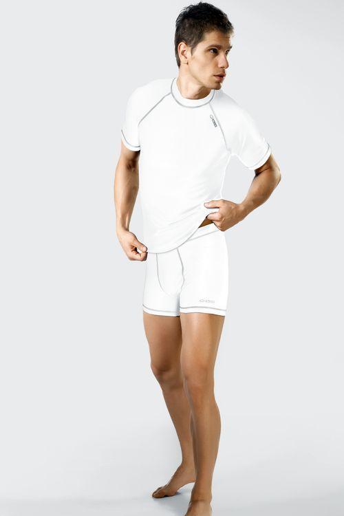Pánské trenýrky gWinner Classic VI bílé (velikost L)