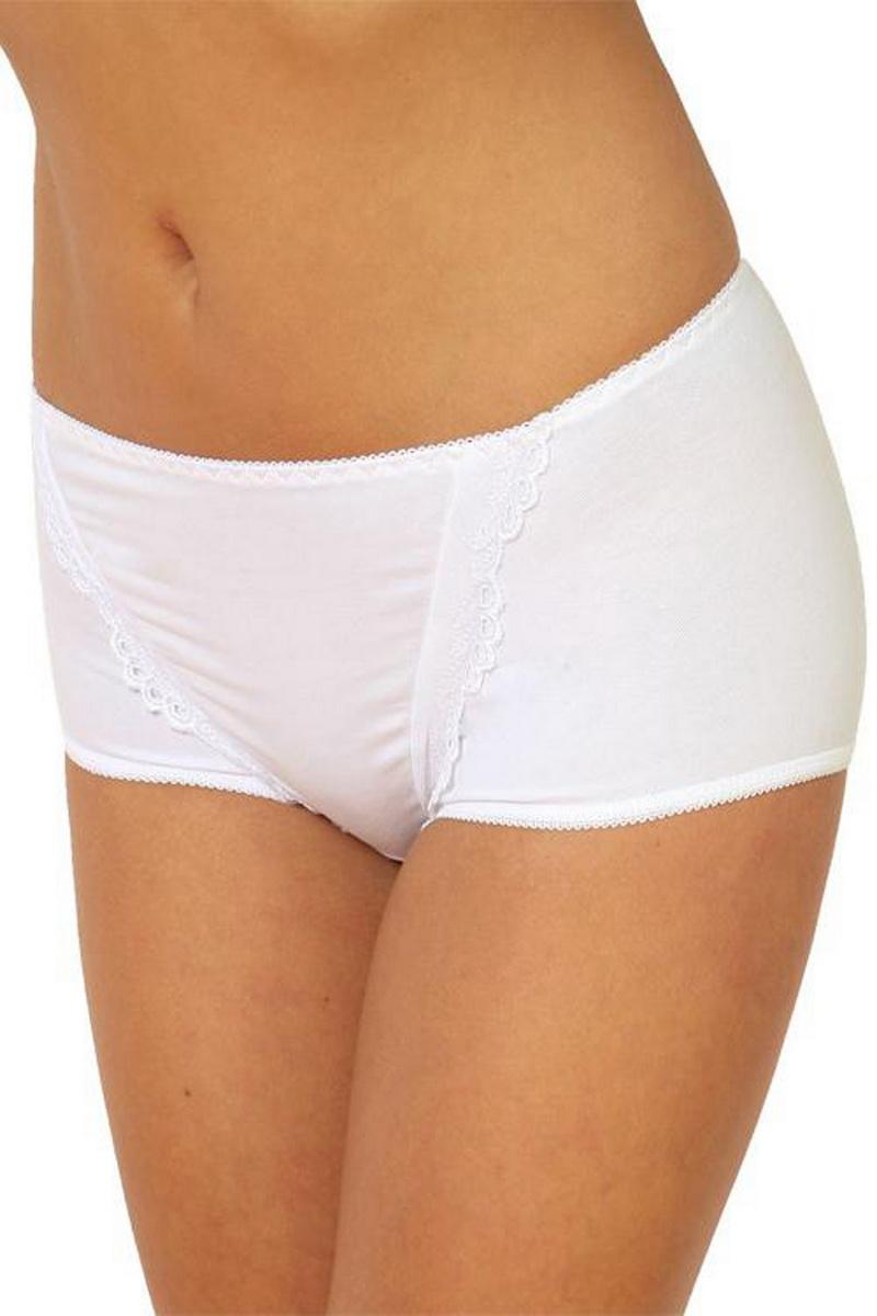 Dámské kalhotky Modo 108 bílé (velikost XXL)