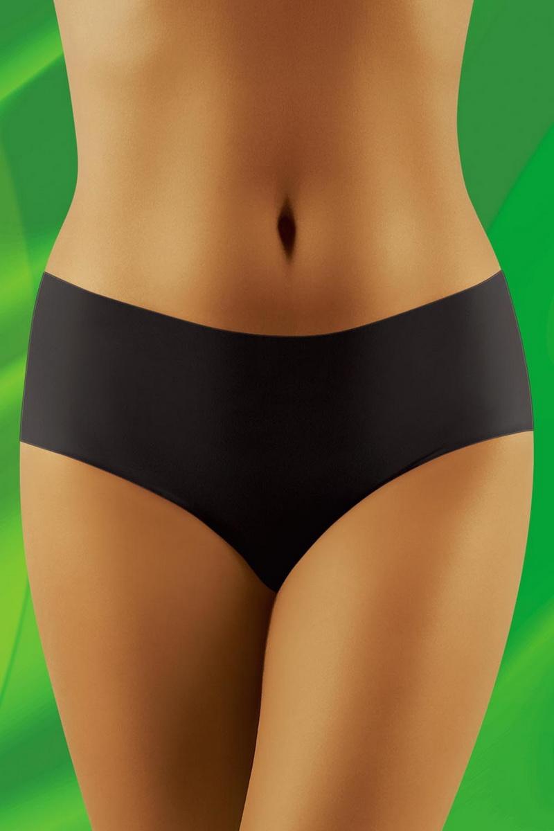 Dámské kalhotky Wolbar eco-ES černé (velikost M)