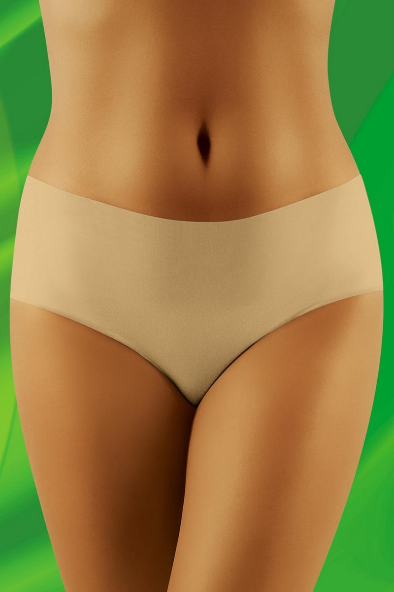 Dámské kalhotky Wolbar eco-ES béžové (velikost S)