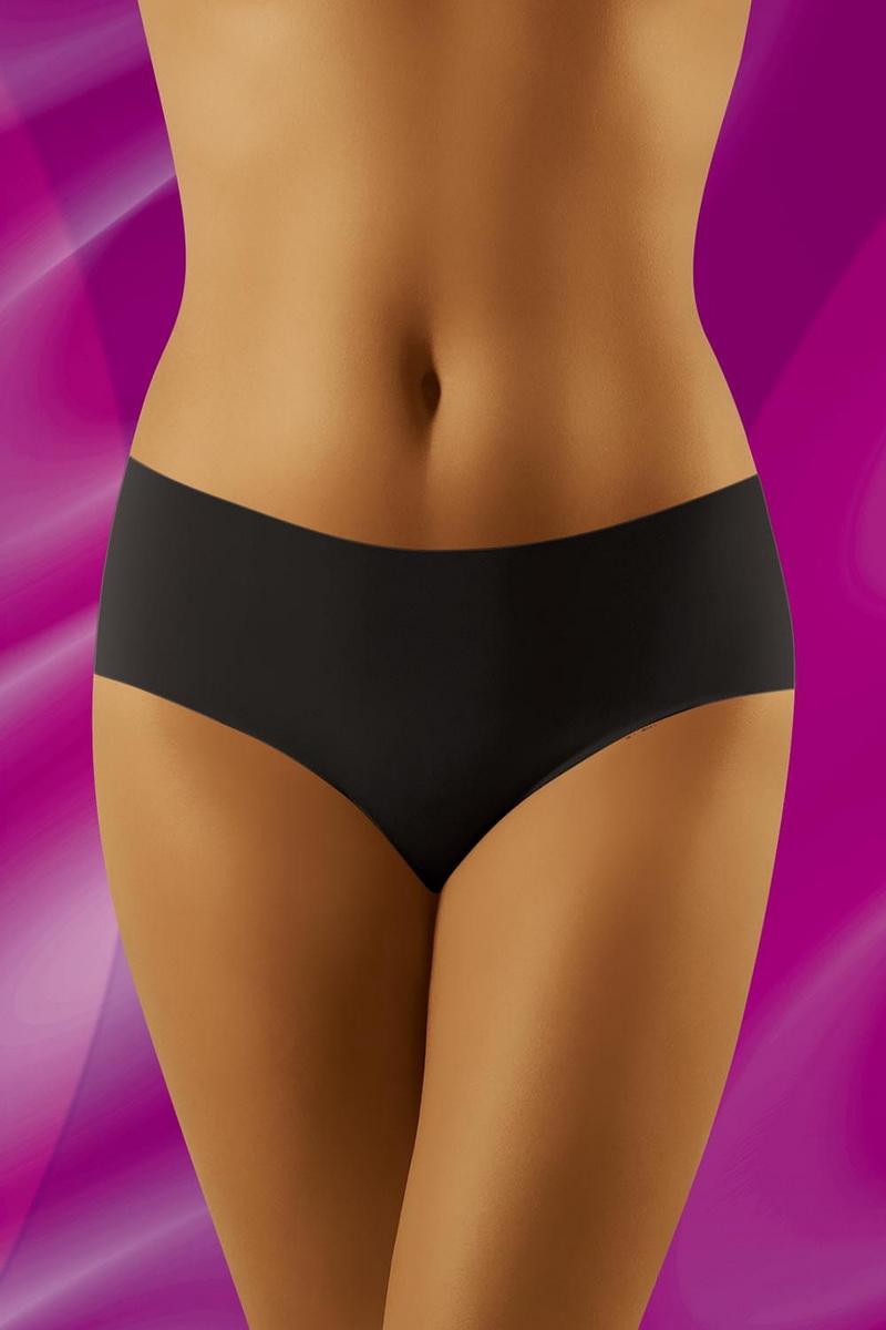 Dámské kalhotky Wolbar Eliana černé (velikost XL)