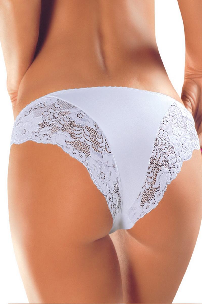 Dámské kalhotky Ewana 65 krémové (velikost XL)