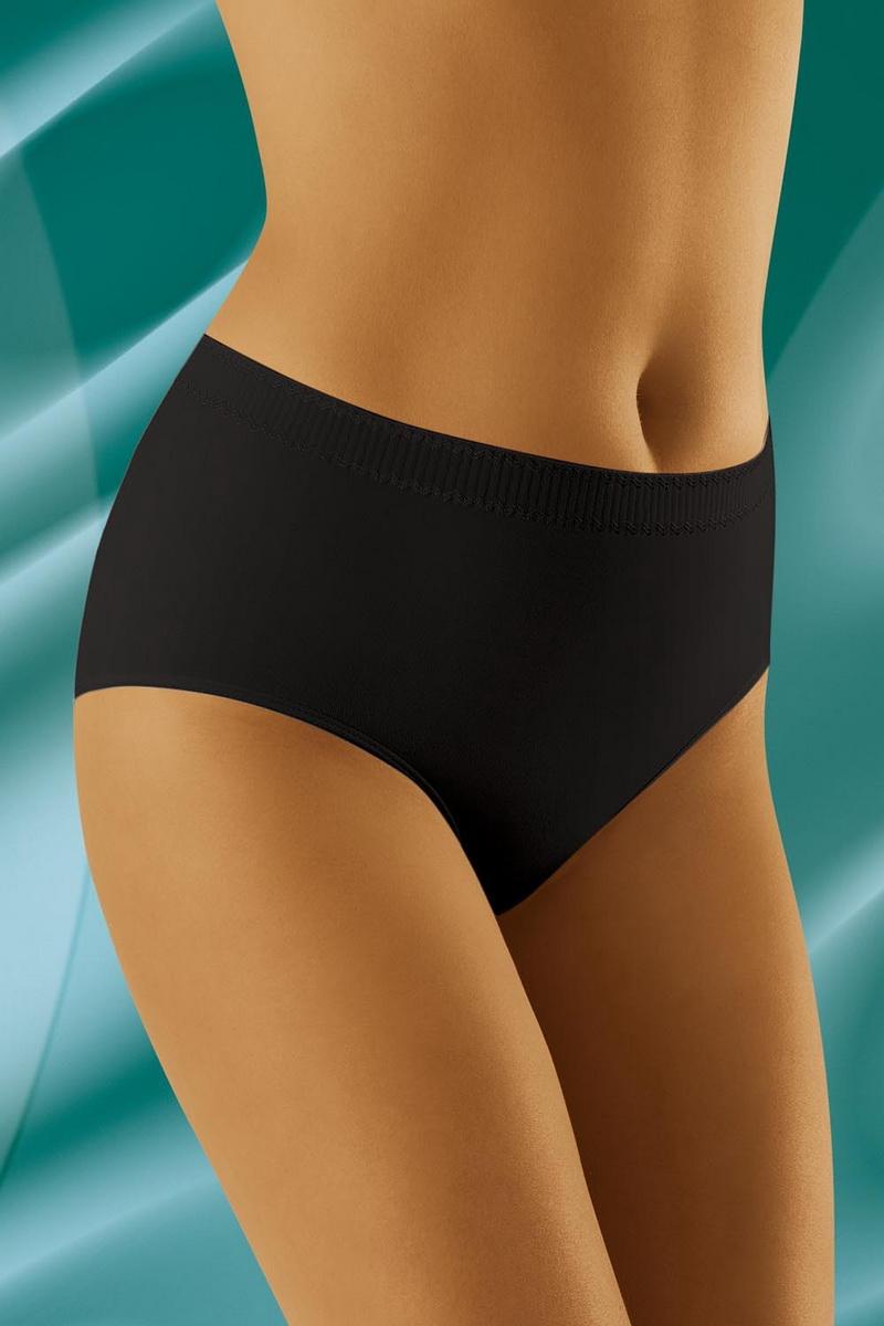 Stahovací kalhotky Wolbar Texa černé (velikost S)