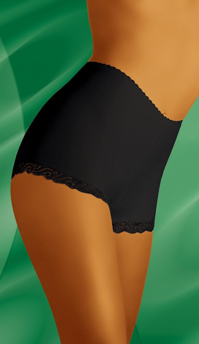 Stahovací kalhotky Wolbar Dixi černé (velikost S)