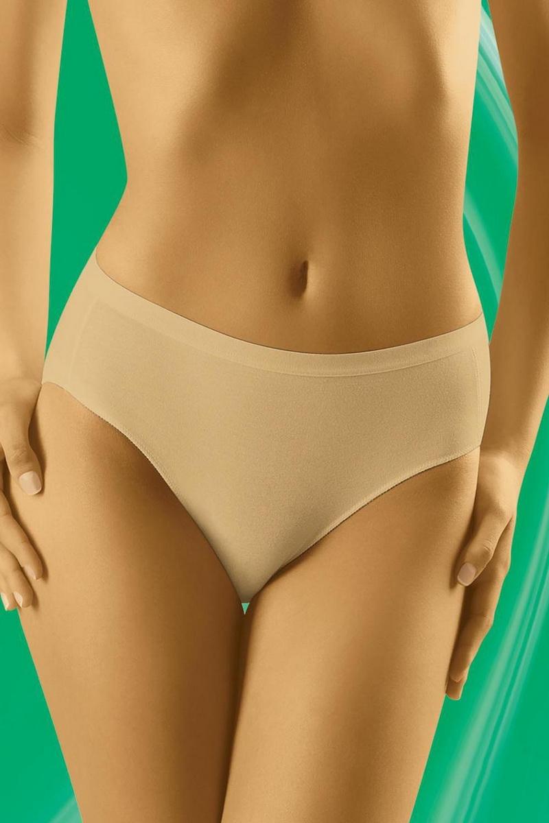 Dámské kalhotky Wolbar Tahoo Comforta béžové (velikost XL)
