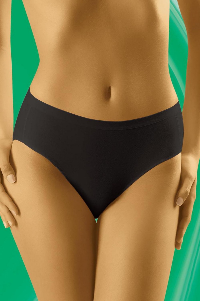 Dámské kalhotky Wolbar Tahoo Comforta černé (velikost XL)