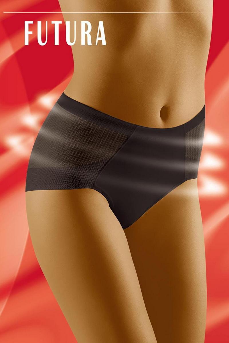 Stahovací prádlo Wolbar Futura černé (velikost XXL)