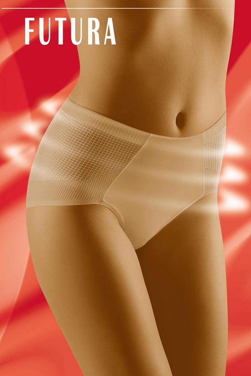 Stahovací prádlo Wolbar Futura béžové (velikost S)