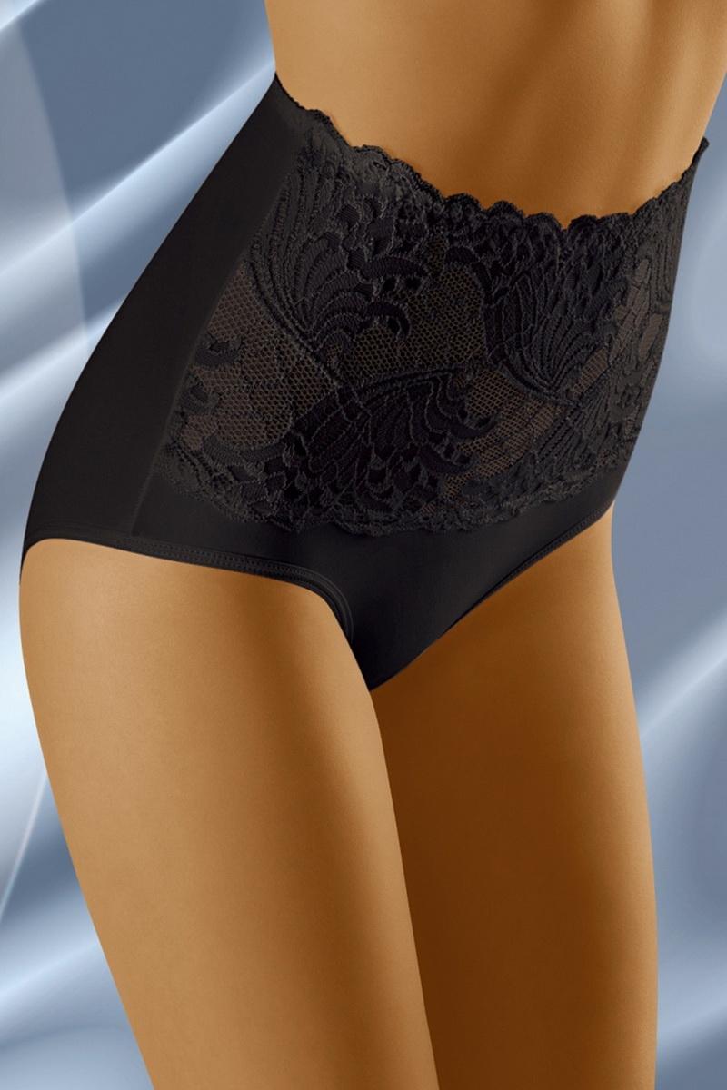 Dámské kalhotky Wolbar Kaja černé (velikost XXL)