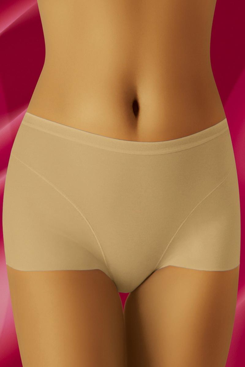 Dámské kalhotky Wolbar eco-YE béžové (velikost XL)