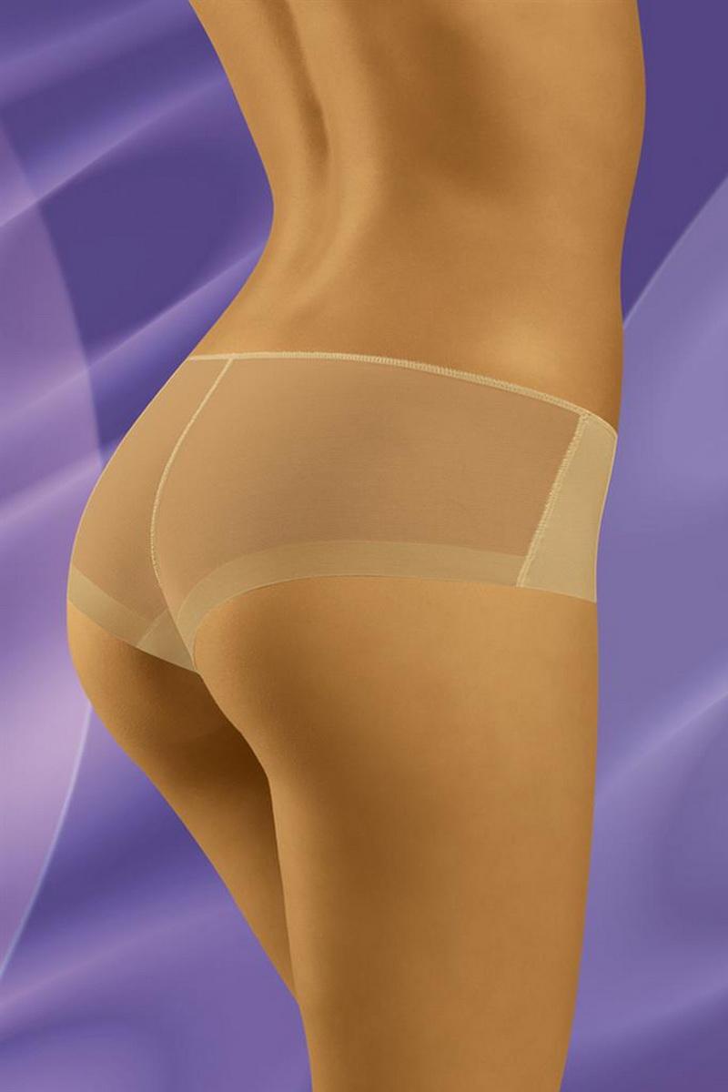 Dámské kalhotky Wolbar Evita béžové (velikost XL)