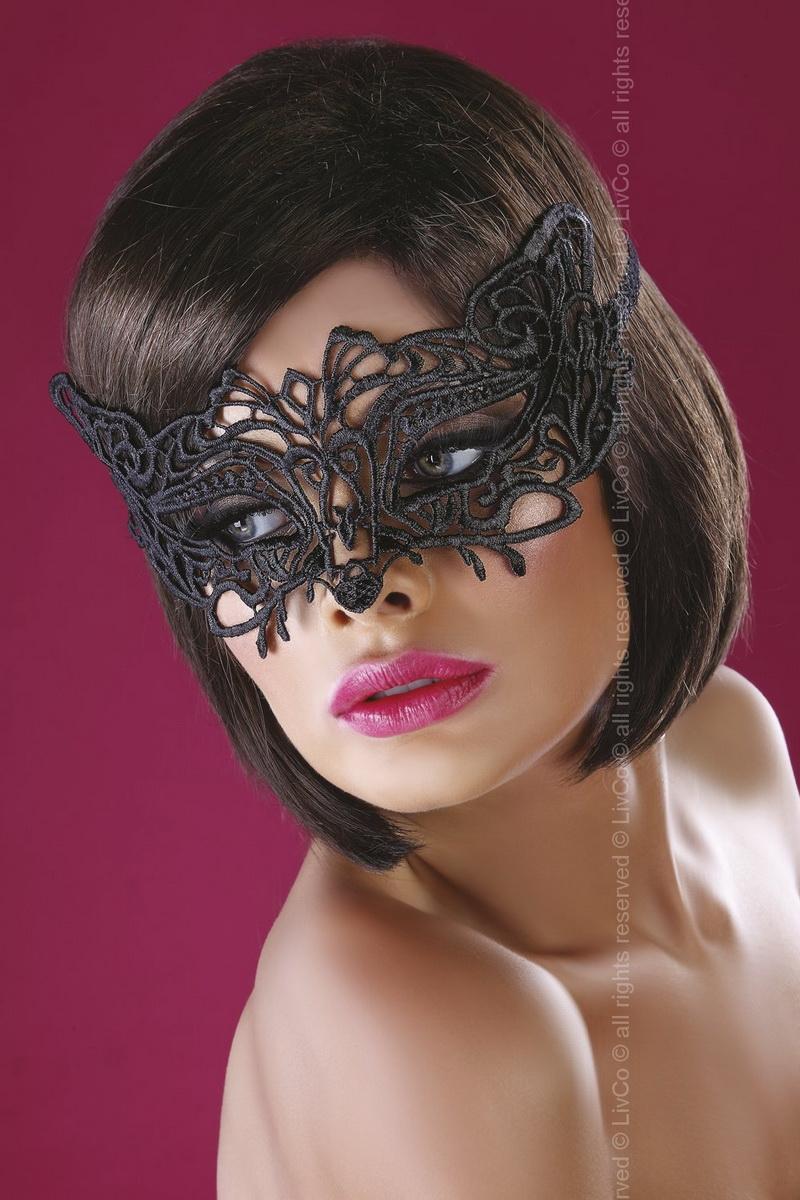 Erotická maska LivCo Corsetti model 13