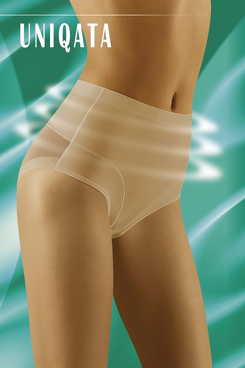 Stahovací kalhotky Wolbar Uniqata béžové (velikost XL)