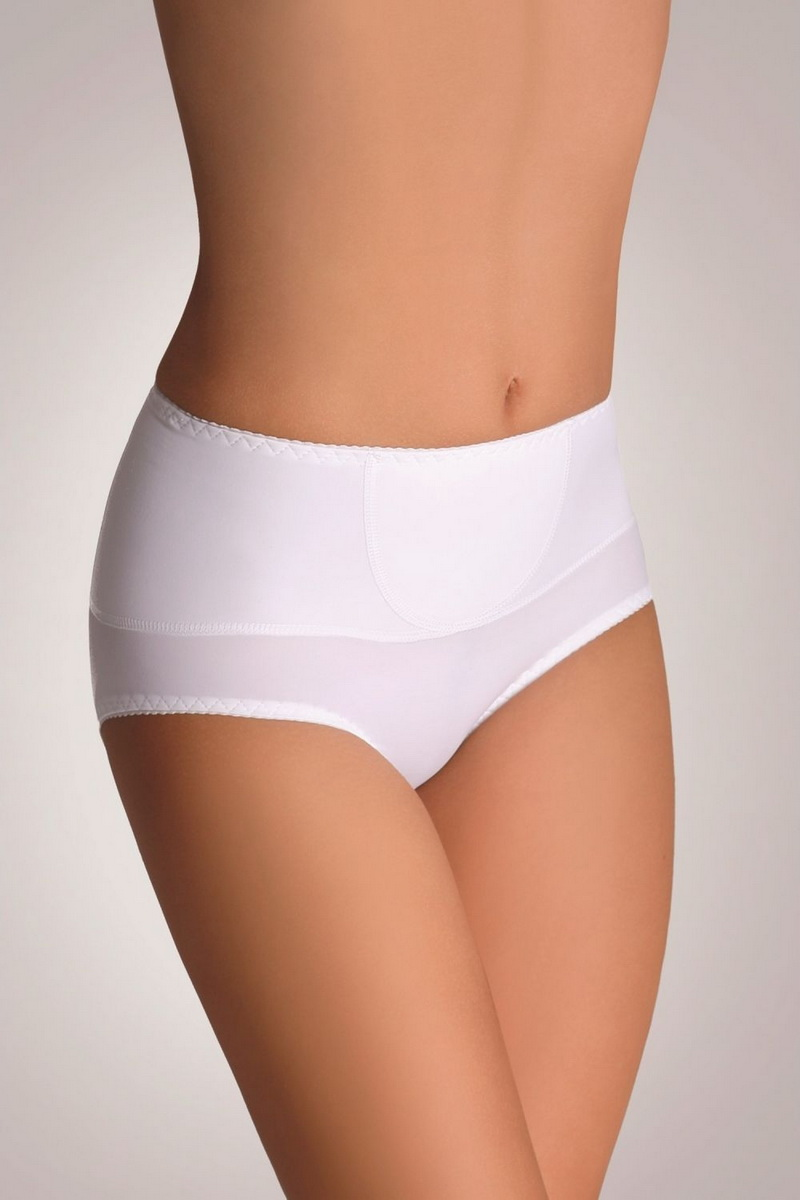 Stahovací kalhotky Eldar Vivien bílé (velikost M)
