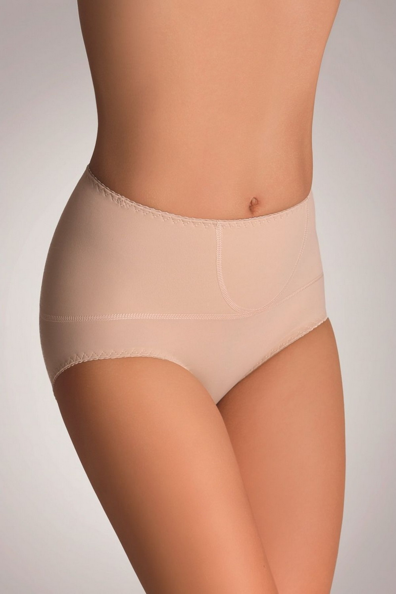 Stahovací kalhotky Eldar Vivien béžové (velikost L)