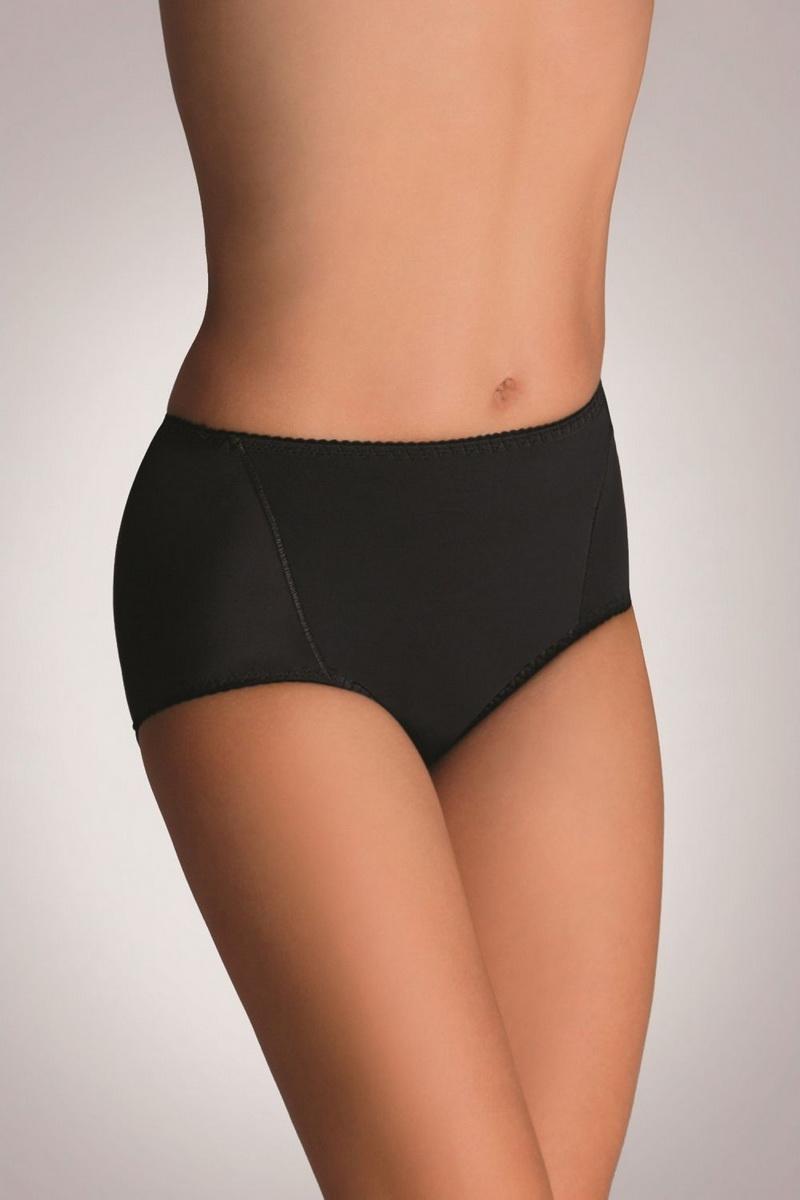 Stahovací kalhotky Eldar Velvet černé (velikost L)