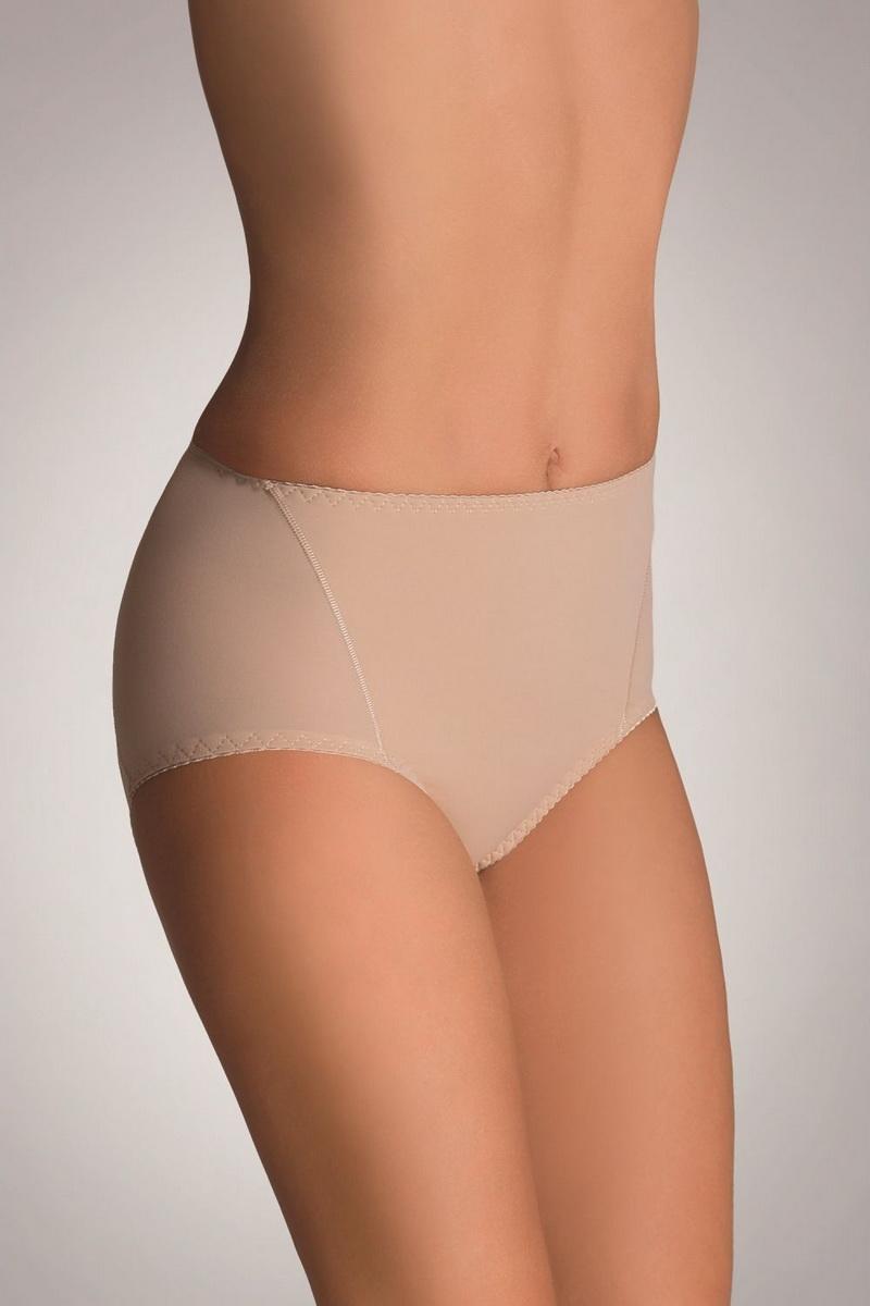 Stahovací kalhotky Eldar Velvet béžové (velikost L)