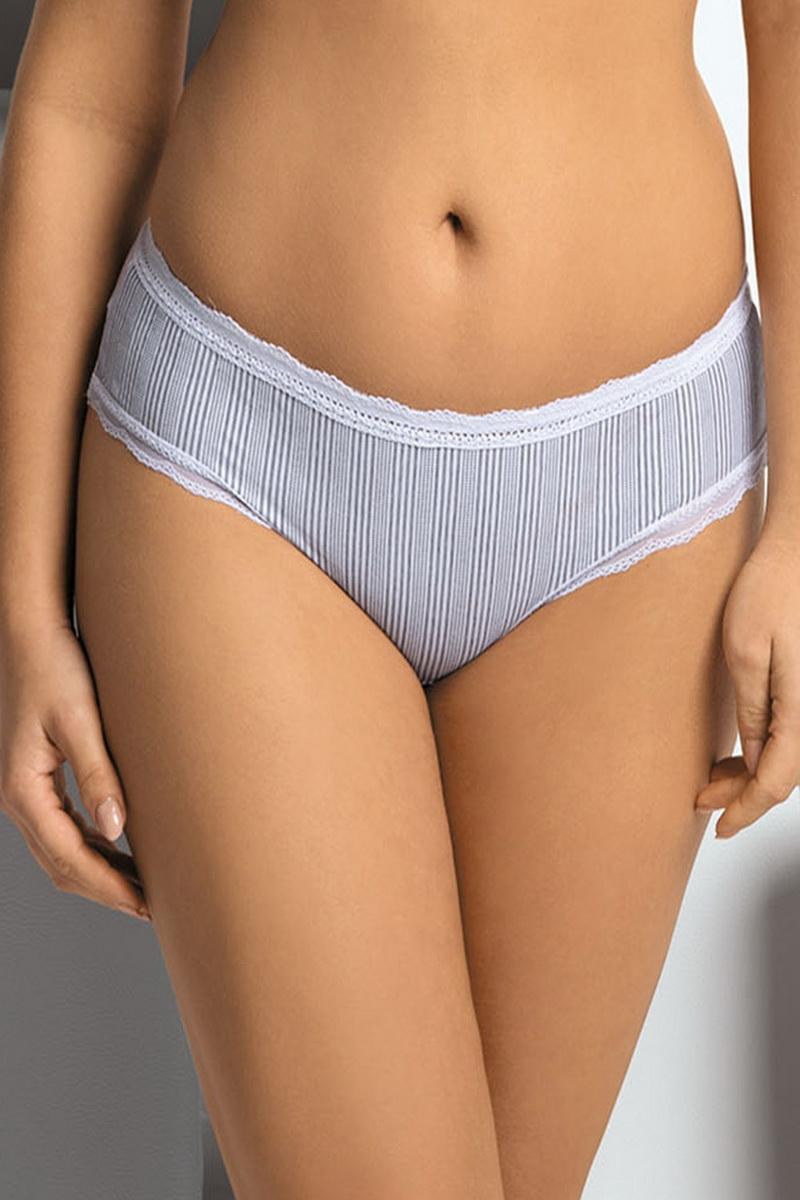 Dámské kalhotky Ava 1287 šedé (velikost S)