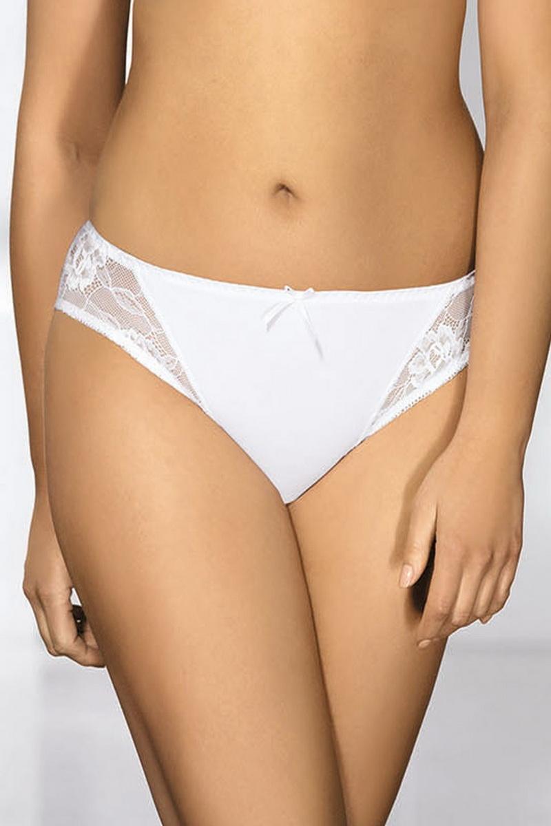 Dámské kalhotky Ava 1262 bílé (velikost M)