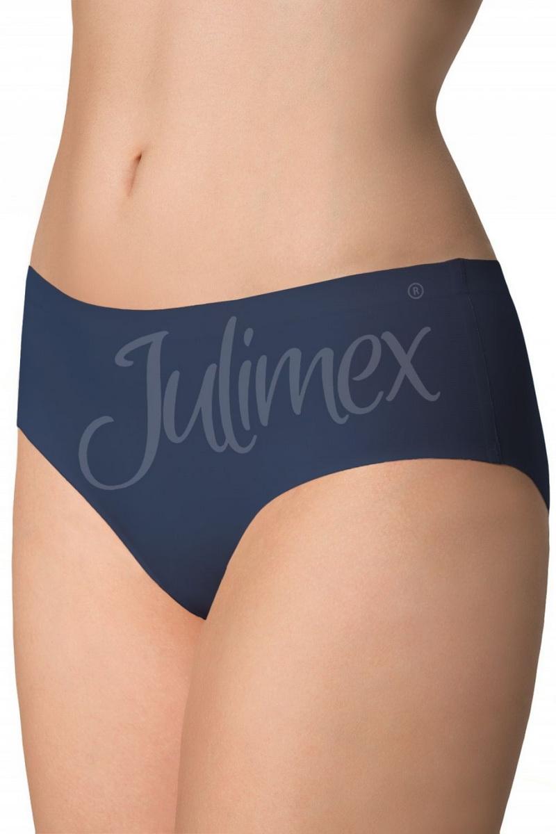 Dámské kalhotky Julimex Simple modré (velikost L)