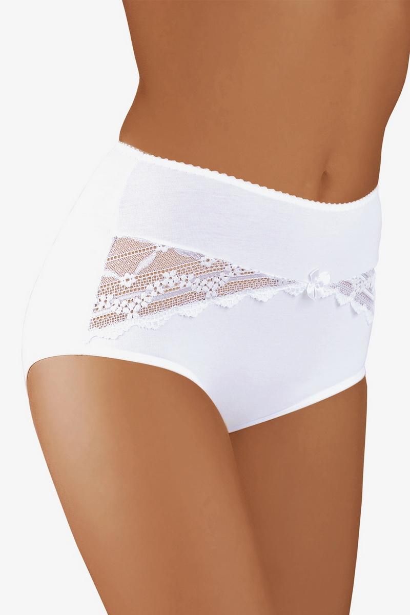 Dámské kalhotky Babell 004 bílé (velikost L)