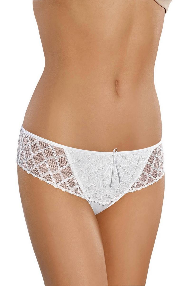 Dámské kalhotky Gabidar 158 bílé (velikost L)