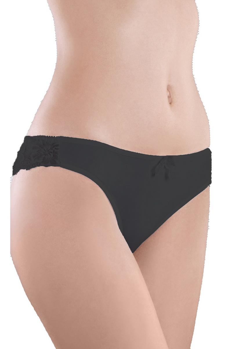 Dámské kalhotky Modo 61 černé (velikost M)