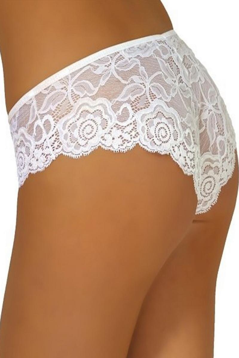 Dámské kalhotky Modo 88 bílé (velikost S)