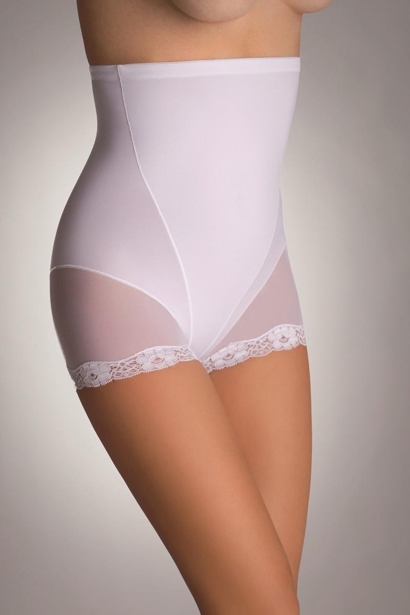Stahovací prádlo Eldar Violetta bílé (velikost M)