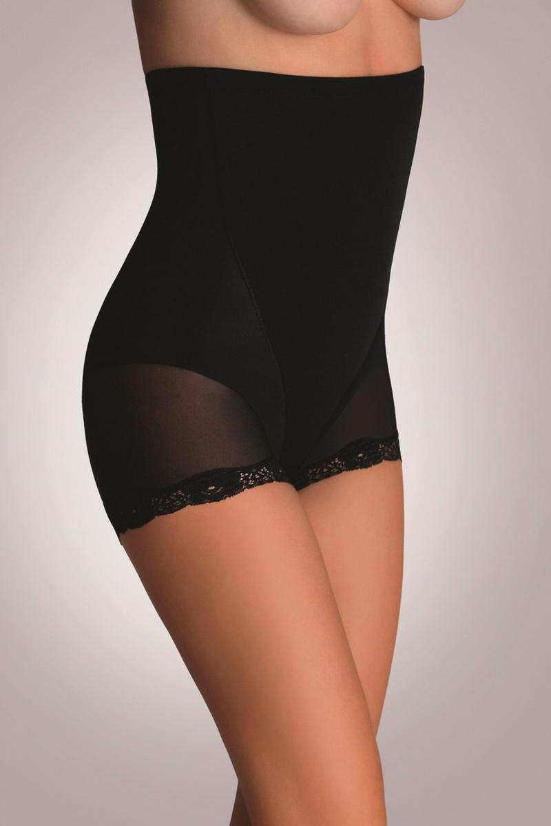 Stahovací prádlo Eldar Violetta černé (velikost L)