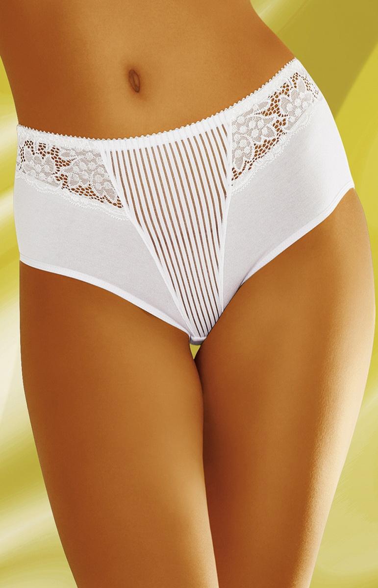 Dámské kalhotky Wolbar eco-RE bílé (velikost XXL)