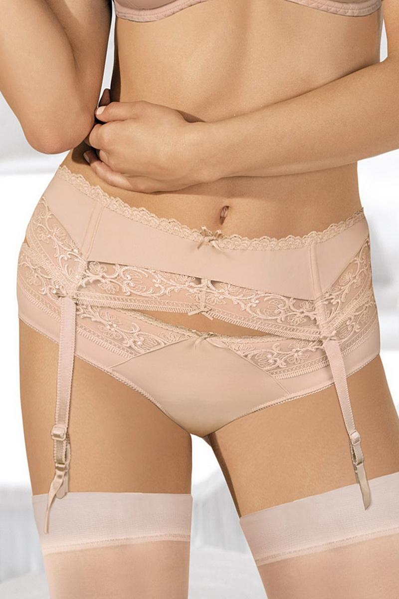 Dámské kalhotky Ava 1372 béžové (velikost XL)