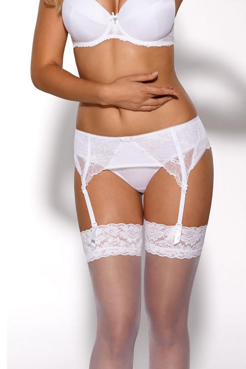 Dámské kalhotky Ava 1563 bílé (velikost M)