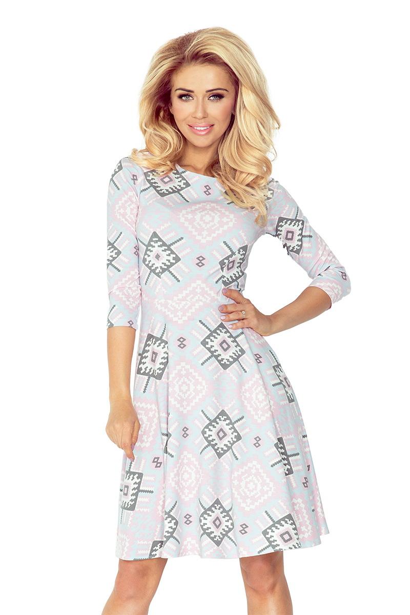 Dámské šaty Numoco 49-16 (velikost S)