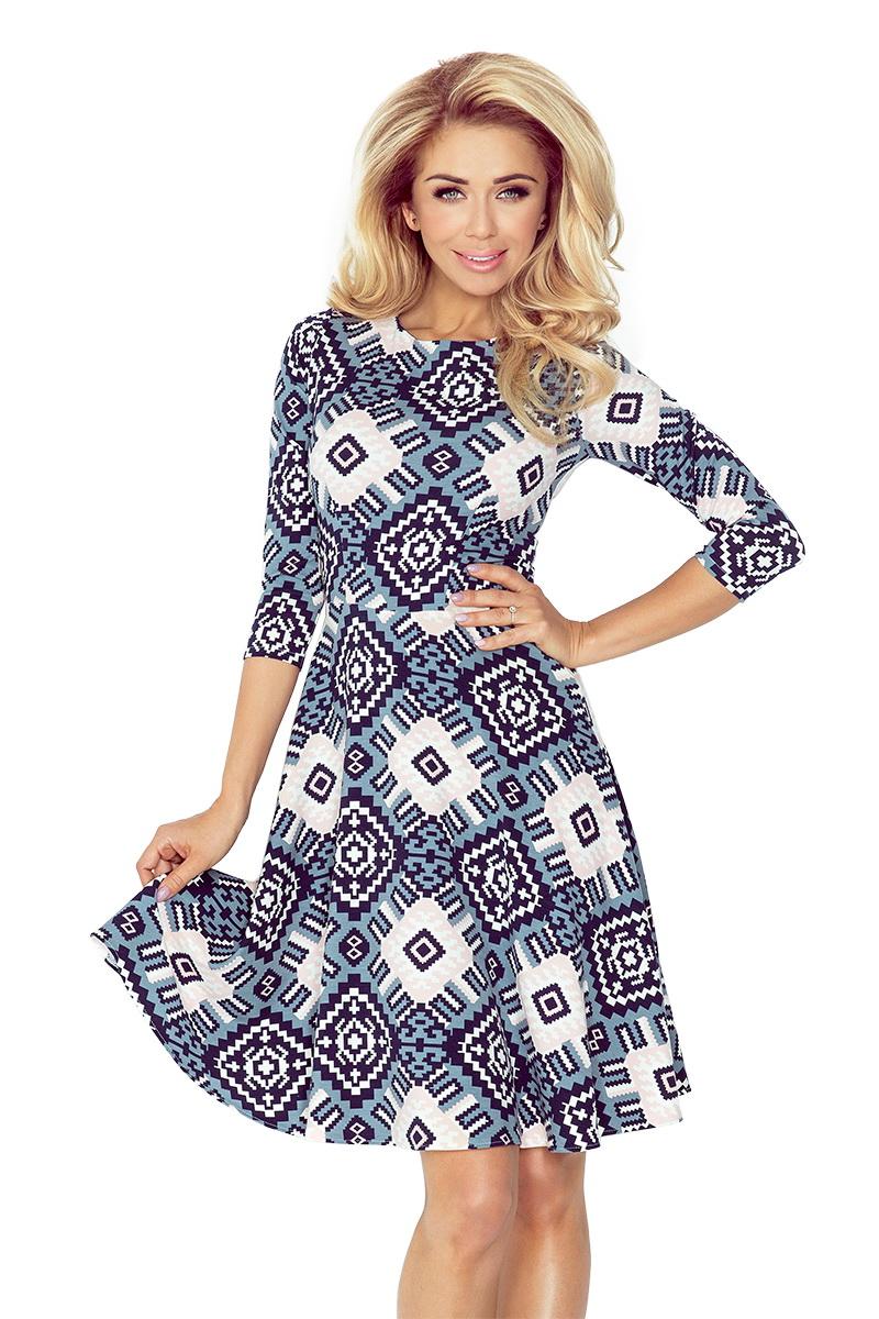 Dámské šaty Numoco 49-17 (velikost S)