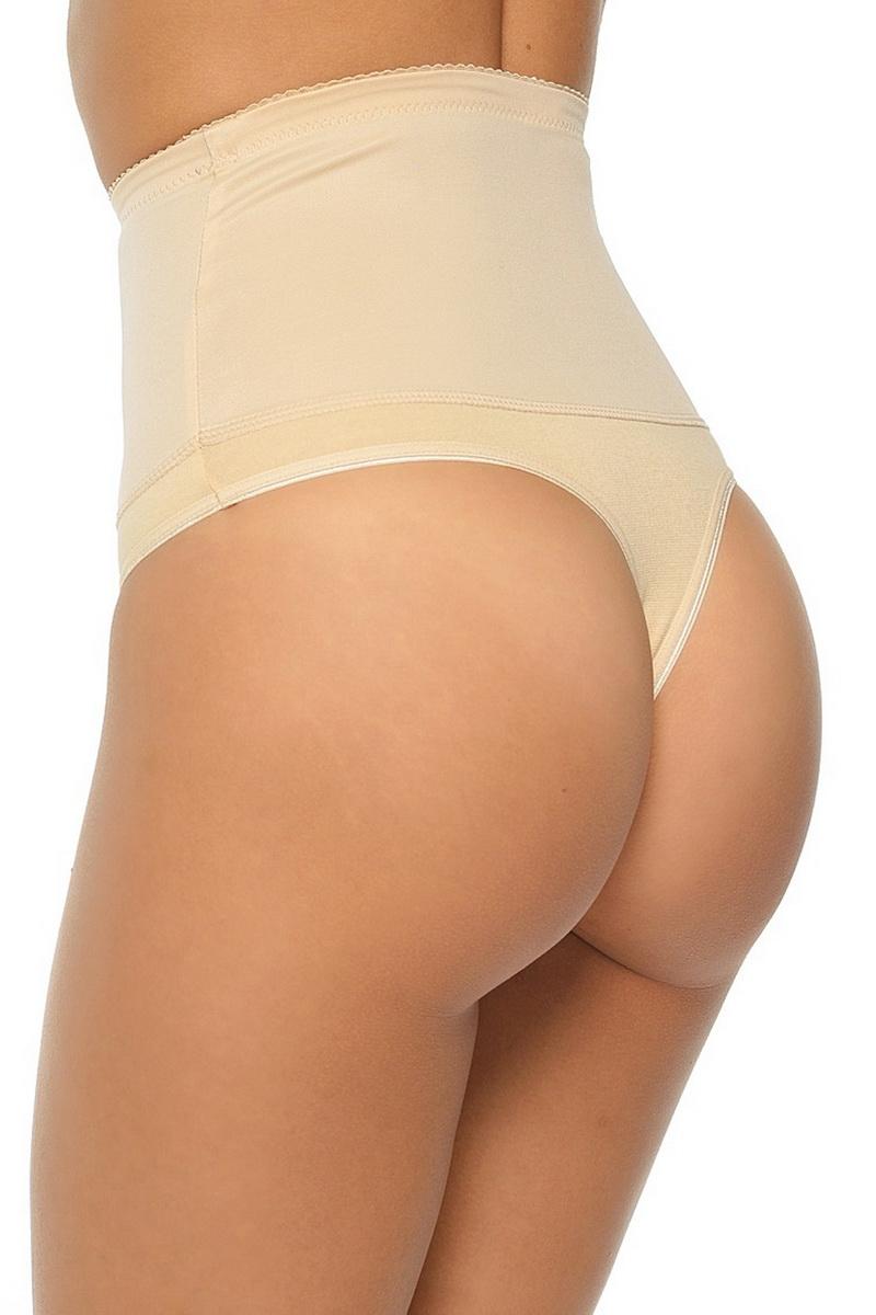 Stahovací kalhotky Mitex Iga béžové (velikost L)