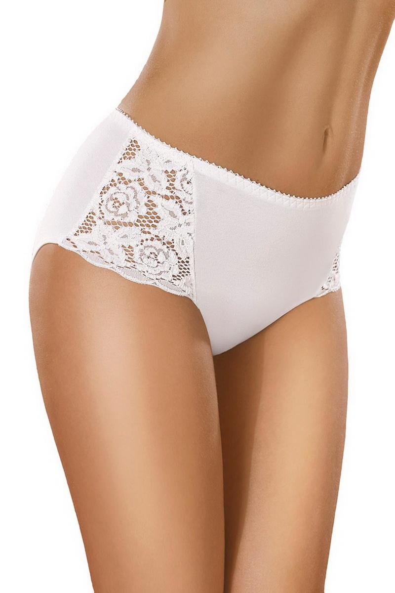 Dámské kalhotky Gabidar 029 bílé (velikost L)